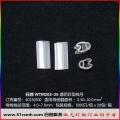 WTM203/25(2.5-10)透明异型线号