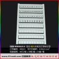 WDEK8/6.5端子标记号